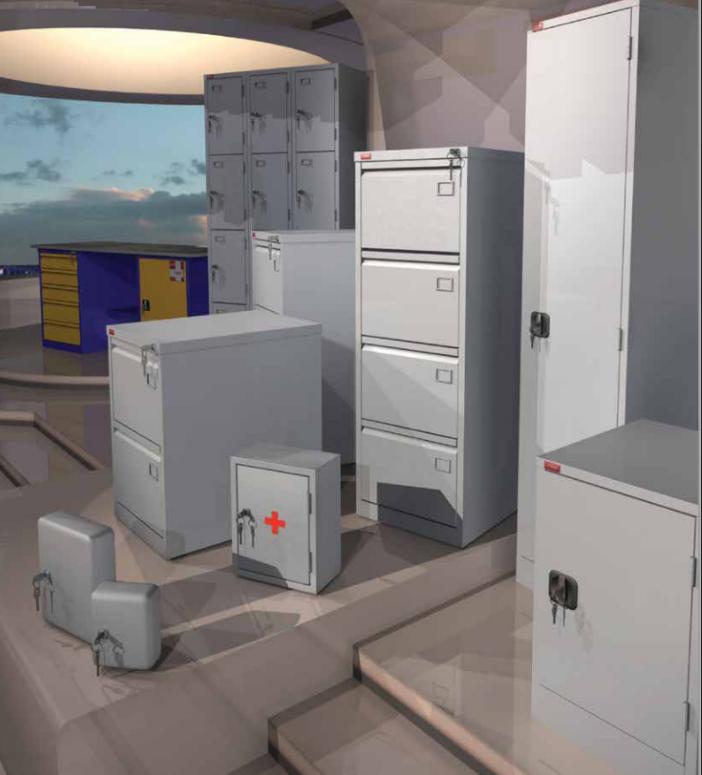 Шкафы металлические купить на выгодных условиях