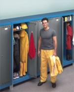 Шкафы металлические для одежды купить надежное оборудование