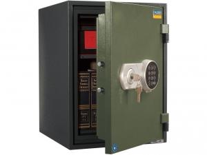 Огнестойкий сейф VALBERG FRS-49 EL купить на выгодных условиях в Нижнем Новгороде