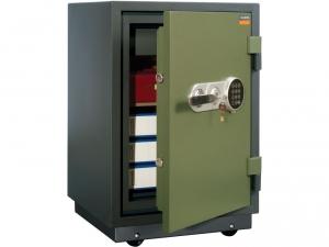 Огнестойкий сейф VALBERG FRS-73.T-EL купить на выгодных условиях в Нижнем Новгороде