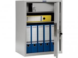 Шкаф металлический бухгалтерский ПРАКТИК SL-65Т купить на выгодных условиях в Нижнем Новгороде