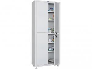 Металлический шкаф медицинский HILFE MD 2 1670/SS купить на выгодных условиях в Нижнем Новгороде
