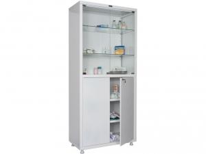 Металлический шкаф медицинский HILFE MD 2 1780/SG купить на выгодных условиях в Нижнем Новгороде