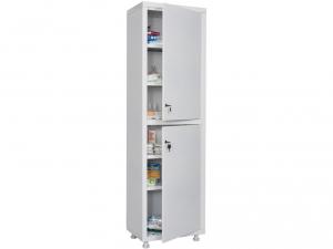 Металлический шкаф медицинский HILFE MD 1 1650/SS купить на выгодных условиях в Нижнем Новгороде