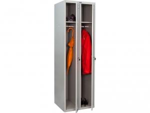 Шкаф металлический для одежды ПРАКТИК LS(LE)-21 купить на выгодных условиях в Нижнем Новгороде