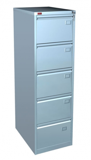 Шкаф металлический картотечный КР - 5 купить на выгодных условиях в Нижнем Новгороде