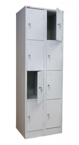 Шкаф металлический для сумок ШРМ - 28 купить на выгодных условиях в Нижнем Новгороде