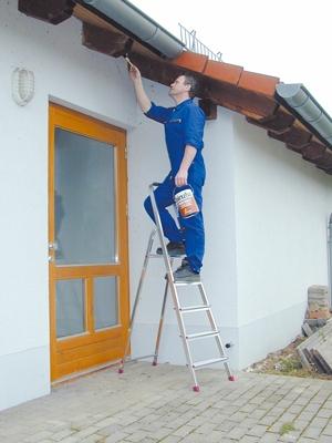 Лестница стремянка Corda 5 ступеней купить на выгодных условиях в Нижнем Новгороде