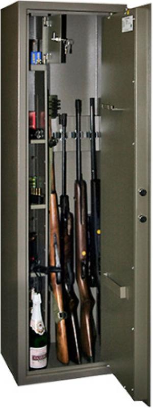 Шкаф и сейф оружейный VALBERG САФАРИ EL купить на выгодных условиях в Нижнем Новгороде