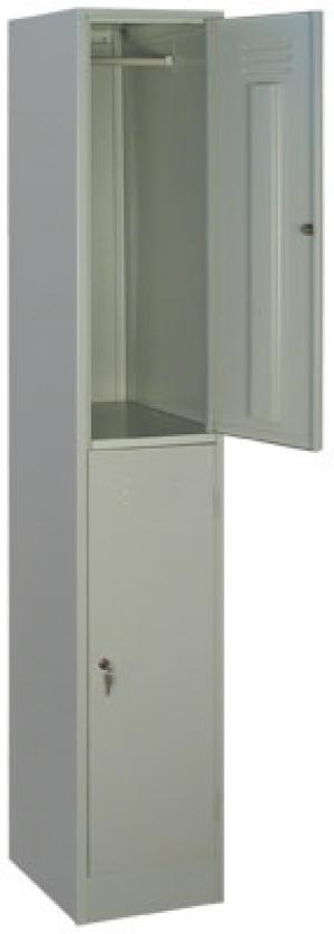 Шкаф металлический для одежды ШРМ - 12 купить на выгодных условиях в Нижнем Новгороде