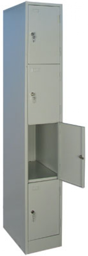 Шкаф металлический для сумок ШРМ - 14 купить на выгодных условиях в Нижнем Новгороде