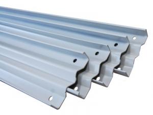 Балка для складского металлического стеллажа 2100 (комплект со стяжкой 1000) купить на выгодных условиях в Нижнем Новгороде