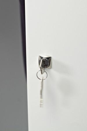 Шкаф металлический для одежды ШРМ - АК/800 купить на выгодных условиях в Нижнем Новгороде