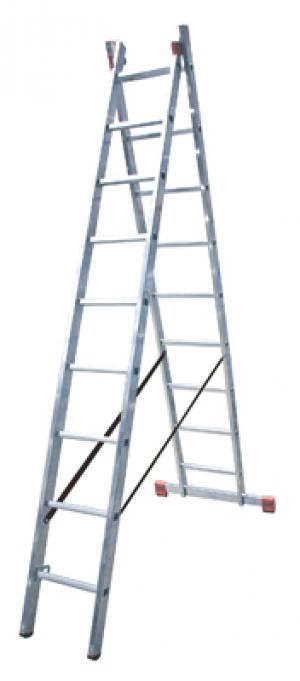 Лестница Dubilo 2x9 купить на выгодных условиях в Нижнем Новгороде