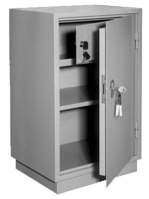 Шкаф металлический для хранения документов КБ - 012т / КБС - 012т купить на выгодных условиях в Нижнем Новгороде