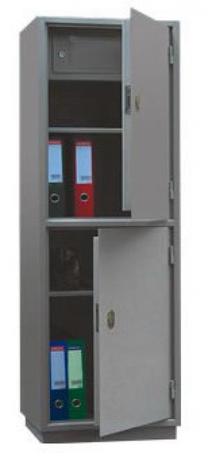 Шкаф металлический для хранения документов КБ - 032т / КБС - 032т купить на выгодных условиях в Нижнем Новгороде