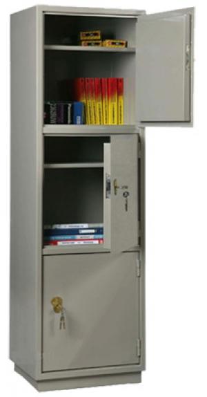 Шкаф металлический для хранения документов КБ - 033 / КБС - 033 купить на выгодных условиях в Нижнем Новгороде