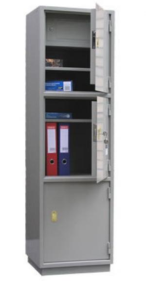 Шкаф металлический для хранения документов КБ - 033т / КБС - 033т купить на выгодных условиях в Нижнем Новгороде