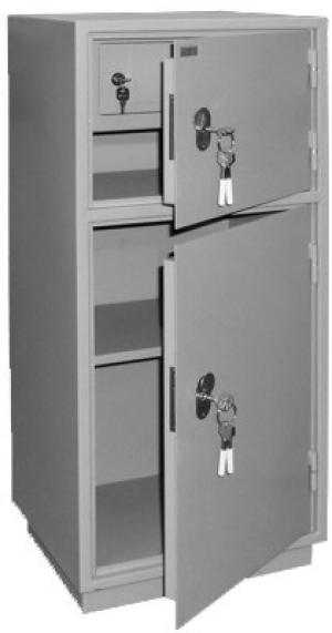 Шкаф металлический для хранения документов КБ - 042т / КБС - 042т купить на выгодных условиях в Нижнем Новгороде