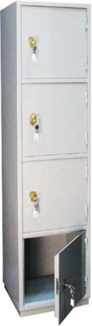 Шкаф металлический бухгалтерский КБ - 06 / КБС - 06 купить на выгодных условиях в Нижнем Новгороде