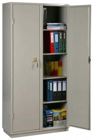 Шкаф металлический для хранения документов КБ - 10 / КБС - 10 купить на выгодных условиях в Нижнем Новгороде