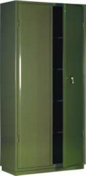 Шкаф металлический бухгалтерский КС-10 купить на выгодных условиях в Нижнем Новгороде