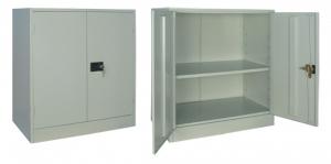 Шкаф металлический архивный ШАМ - 0,5 купить на выгодных условиях в Нижнем Новгороде