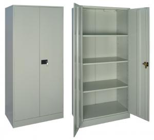 Шкаф металлический для хранения документов ШАМ - 11 купить на выгодных условиях в Нижнем Новгороде
