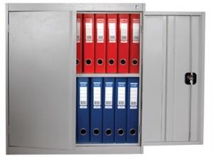 Шкаф металлический архивный ШХА/2-850 (40) купить на выгодных условиях в Нижнем Новгороде