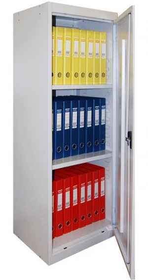 Шкаф металлический архивный ШХА-50 (40)/1310 купить на выгодных условиях в Нижнем Новгороде