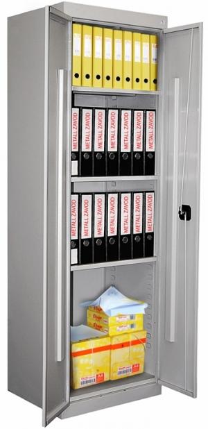 Шкаф металлический архивный ШХА-850 (40) купить на выгодных условиях в Нижнем Новгороде