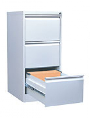 Шкаф металлический картотечный ШК-3 (3 замка) купить на выгодных условиях в Нижнем Новгороде