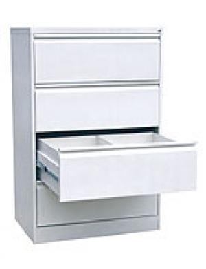 Шкаф металлический картотечный ШК-4-2 купить на выгодных условиях в Нижнем Новгороде