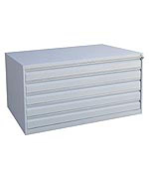 Шкаф металлический картотечный ШК-5-А0 купить на выгодных условиях в Нижнем Новгороде