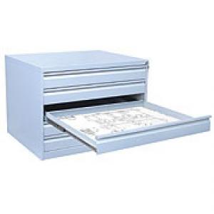 Шкаф металлический картотечный ШК-5-А1 купить на выгодных условиях в Нижнем Новгороде