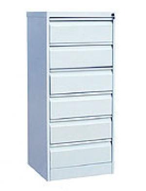Шкаф металлический картотечный ШК-6(A5) купить на выгодных условиях в Нижнем Новгороде