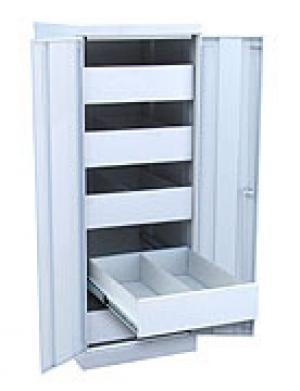 Шкаф металлический картотечный ШК-5-Д2 купить на выгодных условиях в Нижнем Новгороде