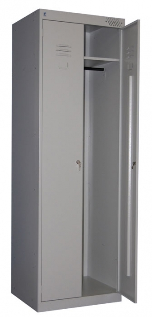 Шкаф металлический для одежды ШРК-22-600 купить на выгодных условиях в Нижнем Новгороде