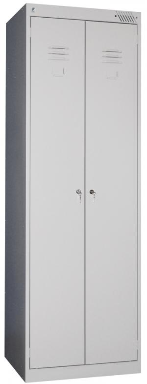 Шкаф металлический для одежды ШРК-22-800 купить на выгодных условиях в Нижнем Новгороде