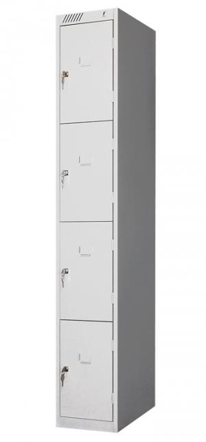Шкаф металлический для сумок ШРС-14-300 купить на выгодных условиях в Нижнем Новгороде