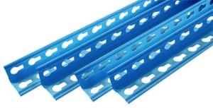 Стойка для складского металлического стеллажа-2,0 купить на выгодных условиях в Нижнем Новгороде