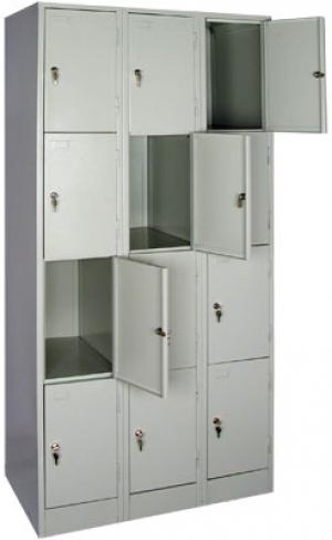 Шкаф металлический для сумок ШРМ - 312 купить на выгодных условиях в Нижнем Новгороде