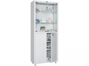 Металлический шкаф медицинский HILFE MD 2 1670/SG