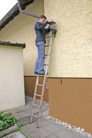 Лестница Sibilo 9 перекладин купить на выгодных условиях в Нижнем Новгороде