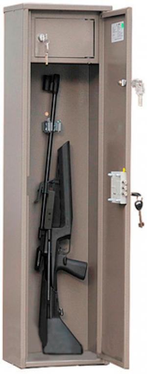 Шкаф и сейф оружейный AIKO ВОРОБЕЙ купить на выгодных условиях в Нижнем Новгороде