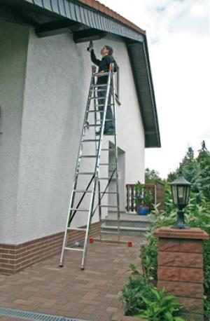 Лестница Dubilo 2x12 купить на выгодных условиях в Нижнем Новгороде