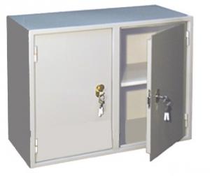 Шкаф металлический для хранения документов КБ - 09 / КБС - 09