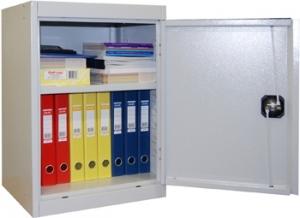 Шкаф металлический архивный ШХА-50 (40)/670 купить на выгодных условиях в Нижнем Новгороде