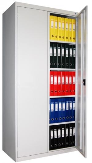 Шкаф металлический архивный ШХА-900(40) купить на выгодных условиях в Нижнем Новгороде