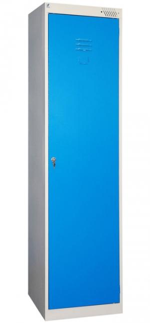 Шкаф металлический для одежды ШРЭК-21-500 купить на выгодных условиях в Нижнем Новгороде